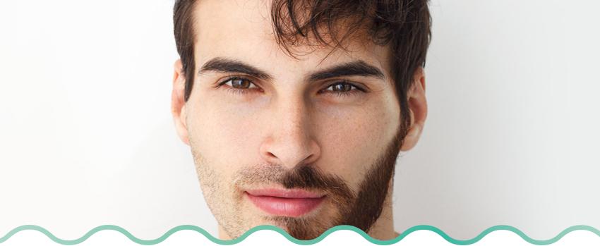 transplante barba